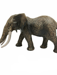 Action & Toy Figures Elephant Boys' Girls' Plastic Classic & Timeless