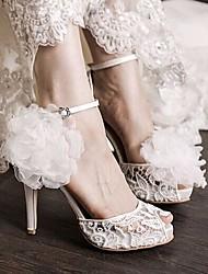 Women's Sandals Spring Comfort PU Casual