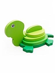 Quebra-cabeças Quebra-Cabeças 3D Blocos de construção Brinquedos Faça Você Mesmo Animal Madeira Modelo e Blocos de Construção