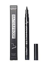 Eyeliner Crayons Longue Durée Naturel Séchage rapide Noir Yeux Autre