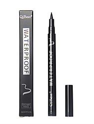 Lápices de Ojos Lápiz Larga Duración Natural Secado rápido Negro Ojos Otros