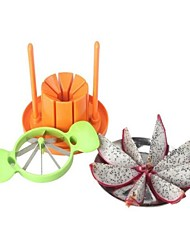 3Pcs/Set  Fruit  Slicer  Kitchen Gadget Lemon Tomato Slicer  Kitchen Cooking Accessories