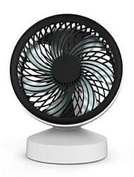 Pequeno ventilador portátil mini desktop pequeno ventilador carga 5 v usb ventiladores elétricos