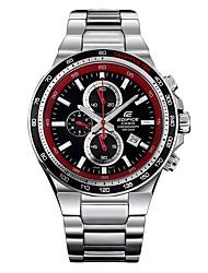 Casio Watch EDIFICE Series Fashion Sports Quartz Men's Watch EF-546D-1A4