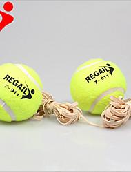 Balles de tennis- (,Caoutchouc) -Haute élasticité Durable