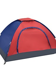 2 persons Tent Single One Room Camping TentCamping Traveling-