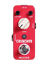 Mooer Ensemble King Chorus Guitar Effect Pedal Pure Analog Chorus Sound Full Metal Shell True Bypass