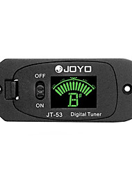 Chromatic Digital Guitar Tuner For Electric Guitar JT-53 Digital Tuner W/Screen