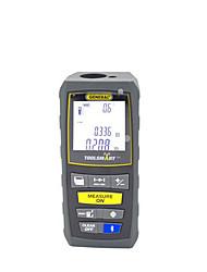 Geral ts01 digital portátil 300m 635nm medidor de distância do laser (1.5v aa baterias)