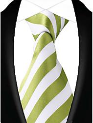 3 kinds Wedding Men's Tie Necktie Green Blue Yellow