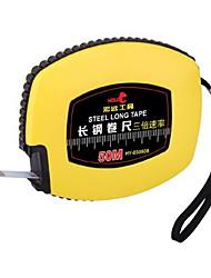 Hold 50M 3X Speed Box Long Steel Tape 50 Meters