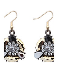 Earrings Set Jewelry Euramerican Fashion Personalized Rhinestone Alloy Jewelry Jewelry For Wedding Special Occasion 1 Pair
