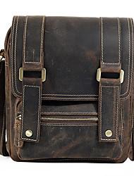Casual Leather Satchel Bag Fashion all-match bangalor