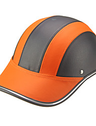 Casque de baseball casque de baseball style sécurité casque anti-UV orangeblack