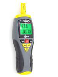 The GENERAL American Fine EP8709 Digital Temperature And Humidity Meter/resistance Thermometer/hygrometer