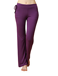 Women's Running Pants Breathable Sweat-wicking Comfortable Pants / Trousers for Yoga Exercise & Fitness Leisure Sports Running Modal