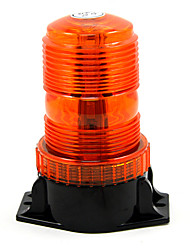 Strobe Warning Light Single Flash Beacon Amber Universal Car Styling Day Lights Parking LED Lights External Lights