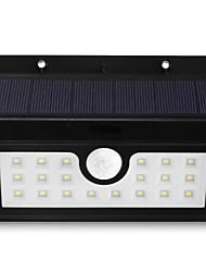 Brlong solar pir light - 20 x smd 2835 5w 500lm беспроводная водонепроницаемая индукция человеческого тела