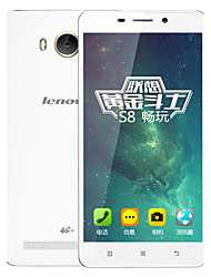 "Lenovo a5600 5.5 "" Android 5.1 Smartphone 4G ( Double SIM Quad Core 8 MP 1GB + 8 GB Noir / Blanc )"