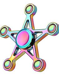Спиннеры от стресса Ручной обтекатель Игрушки Игрушки Алюминий EDCФокусная игрушка Сбрасывает СДВГ, СДВГ, Беспокойство, Аутизм Стресс и