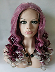 Feature Material Wigs for Women Style Shown Color Costume Wigs Cosplay Wigs