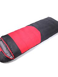 Schlafsack Rechteckiger Schlafsack Einzelbett(150 x 200 cm) -35-25 Polyester80 Camping Draußen warm halten 自由之舟骆驼