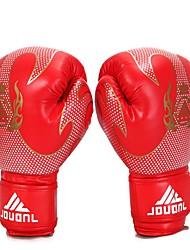 Luvas de Box Luvas para Treino de Box para Boxe Fitness Dedo Total Respirável Protecção