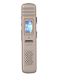 N66 Voice Recorder Built-in Microphone and Built in out Speaker Support 20 Hours Recording