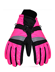 Ski Gloves Unisex Activity/ Sports GlovesKeep Warm / Anti-skidding / Waterproof / Breathable / Windproof / Snowproof / Wicking /