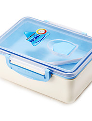 Eco PP Plastic Material Meal Prep Container Lunch Box