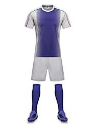 Муж. Футбол Наборы одежды Быстровысыхающий Дышащий Лето Полиэстер Футбол