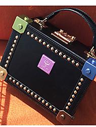 Women Other Leather Type Casual Shoulder Bag Beige Blushing Pink Black