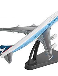 Brinquedos Modelo e Blocos de Construção Aeronave Metal