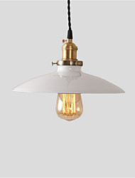 Pendant Light ,  Rustic/Lodge Vintage Retro Others Feature for Mini Style Metal Dining Room Kitchen Entry Game Room Hallway