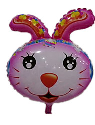 Balloons Holiday Supplies Rabbit Aluminium 2 to 4 Years 5 to 7 Years 8 to 13 Years 14 Years & Up
