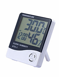 With Temperature And Humidity Meter