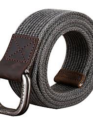 Unissex Casual Tecido Tricôt Cinto para a Cintura,Sólido