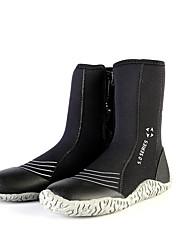 Wassersport Schuhe Unisex Anti-Shake Wasserdicht im Freien Leistung Gummi Preforierte EVA Tauchen