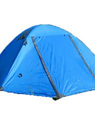 2 Pessoas Tenda Único Tenda Automática Um Quarto Barraca de acampamento >3000mm Fibra de Vidro OxfordÁ Prova de Humidade Prova de Água