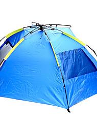 3-4 Pessoas Único Um Quarto Barraca de acampamentoCampismo Praia Pesca