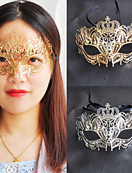 Alloy Headpiece-Wedding Special Occasion Casual Outdoor Tiaras 1 Piece