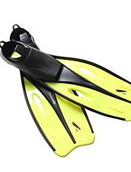 Potápěčské ploutve Dlouhé pero Flexibilní Potápění a šnorchlování. Různé materiály