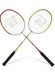 Badminton Rackets Wearproof Durable Aluminum Alloy Carbon 1 PCS for