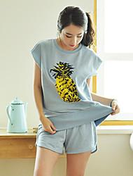 Pyjama en fibre de carbone en bambou