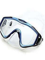 Máscaras de mergulho Protecção Mergulho e Snorkeling Neopreno Fibra de Vidro