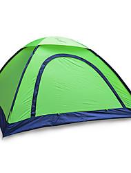 JUNGLEBOA® 2 человека Световой тент Один экземляр Палатка Складной тент Влагонепроницаемый Водонепроницаемость Компактность 1000-1500 мм
