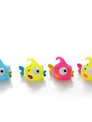 Рыболовные игрушки Игрушки для купания Модели и конструкторы Рыбки Пластик