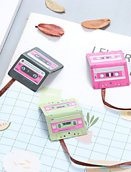 Tape Pattern Magnetic Bookmarks Set