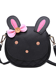 Girl Child Princess Bag Girl 2 - 6 years Mini - Small Rabbit Ear Shoulder Bag