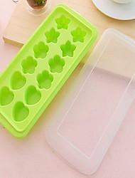12 DIY Plastic Ice Lattice Ice Mould Random Color
